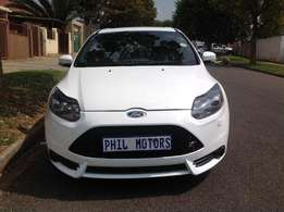 2013 Ford Focus ST 3 2.0