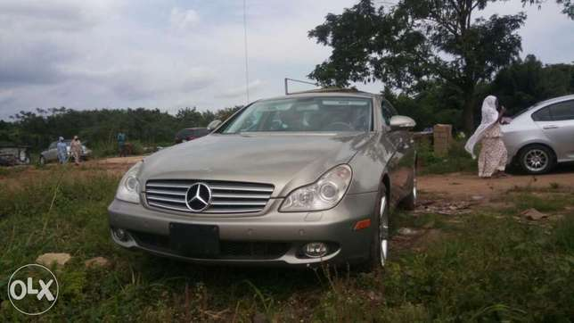 Mercedes Benz CLS 500 Ibadan Central - image 8