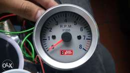 Brand new tachometer out of the box
