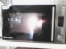 Russell Hobb 32L Microwave