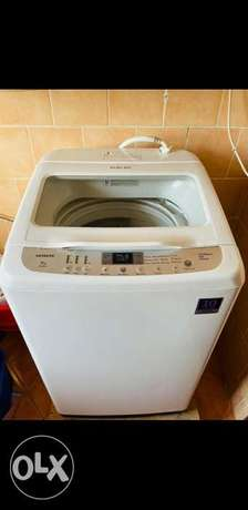 Washing machine for sale new condition