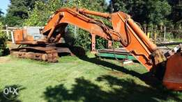 Hitachi ZX200-1 breaking for spares