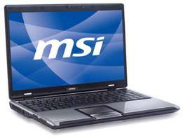 MSI MS-1683 notebook PC