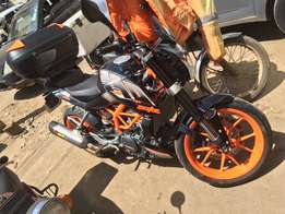 KTM DUKE 390 (Serious upgrades)