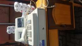 Fujitsu till and scanner for sale