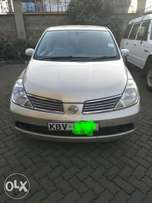 Lady owned Nissan Tiida quick sale