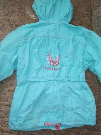 Куртка Вітровка ярка стильна з актуальною вишивкою Велика Любаша -  зображення 2 1e64501b28cfb