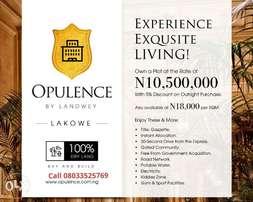 OPULENCE ESTATE with (Gazette )