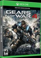 Gears of War 4 Games