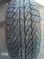 265/65/17 Ginell Tyre, 15000