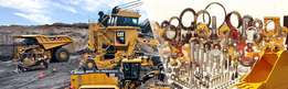 earthmoving equipment spares
