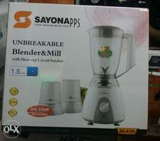 Sayona Unbreakable Blender