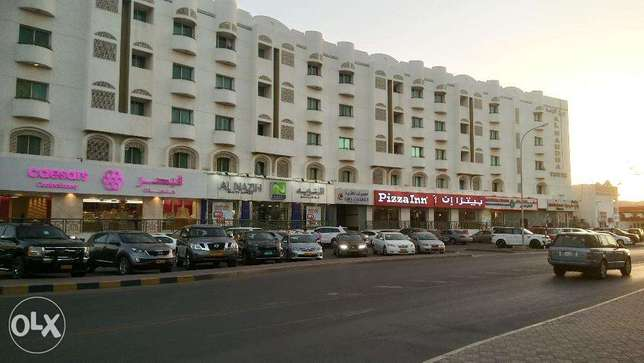 available 2&3 BR apartments in al alkhwuair