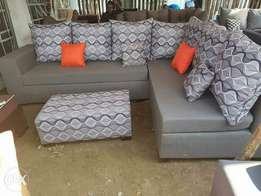 Cool and comfortable 6 sitters