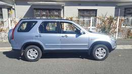 2004 Honda CR-V 2.0 For Sale