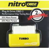 NitroOBD2 Performance Chip Tuning Box For TURBO Petrol Engine Cars