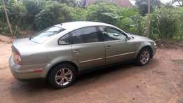 Clean Passat 2003 model at a give away price.