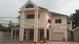 Furnished 5 Bedroom House with S Pool for Rent at Airport