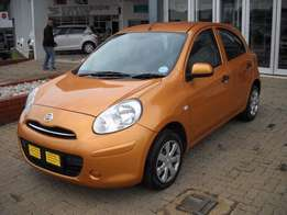 2012 NISSAN MICRA 1.5dci acenta (M) 117000km R104950