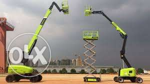 Zoomlion Aerial work platform available at attractive prices
