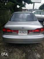 Honda accord 2002 model from America