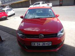 2013 VW Polo 6 1.4 Comfortline Available for Sale
