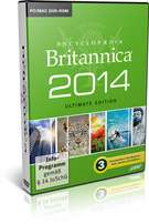 Encyclopedia Brittanica 2014 Ultimate Edition