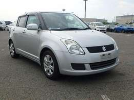 Suzuki Swift silver New