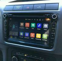 Volkswagen Android satnav gps usb sd dvd canbus plug and play full hd