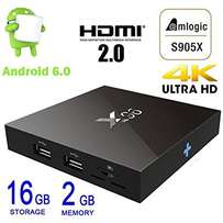 X96 TV Box Android 6.0 Online player with 2GB RAM,16G ROM