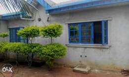 3bedroom bungalow with BQ for sale