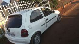 corsa gud condition...papers in order 25k