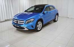 2014 MERCEDES-BENZ GLA 220 CDI 4-MATIC Urban Tiptronic