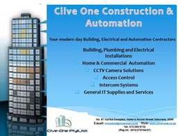 One Stop Building and Automation Contractors