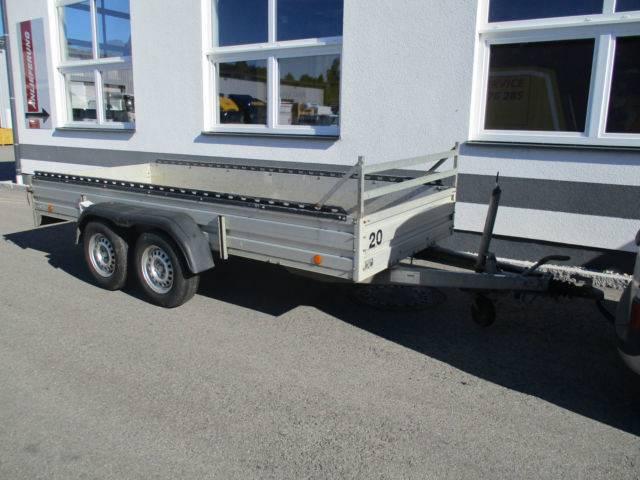 Böckmann Tandem ALTAA 2.700kg GG - 2006