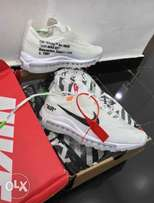 Nike air max 97 off white collection sneakers