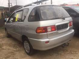 Top of the class Tokunbo Toyota picnic with manual gear for sale