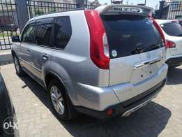 Nissan Xtrail 2011 model. Kcn number