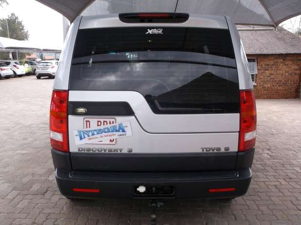 2007 Land Rover Discovery 3 Td V6 S AT Roodepoort - image 6