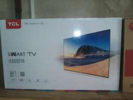 "32"" smart tcl and digital tv"