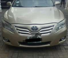 8 months used toyota camry