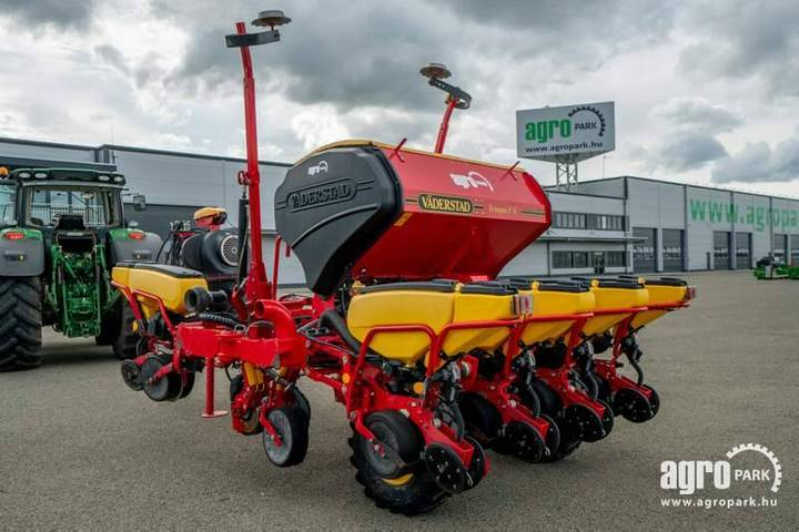 Väderstad Vaderstad Tempo F6, 6 Row High-speed Planter, Foldable - 2014