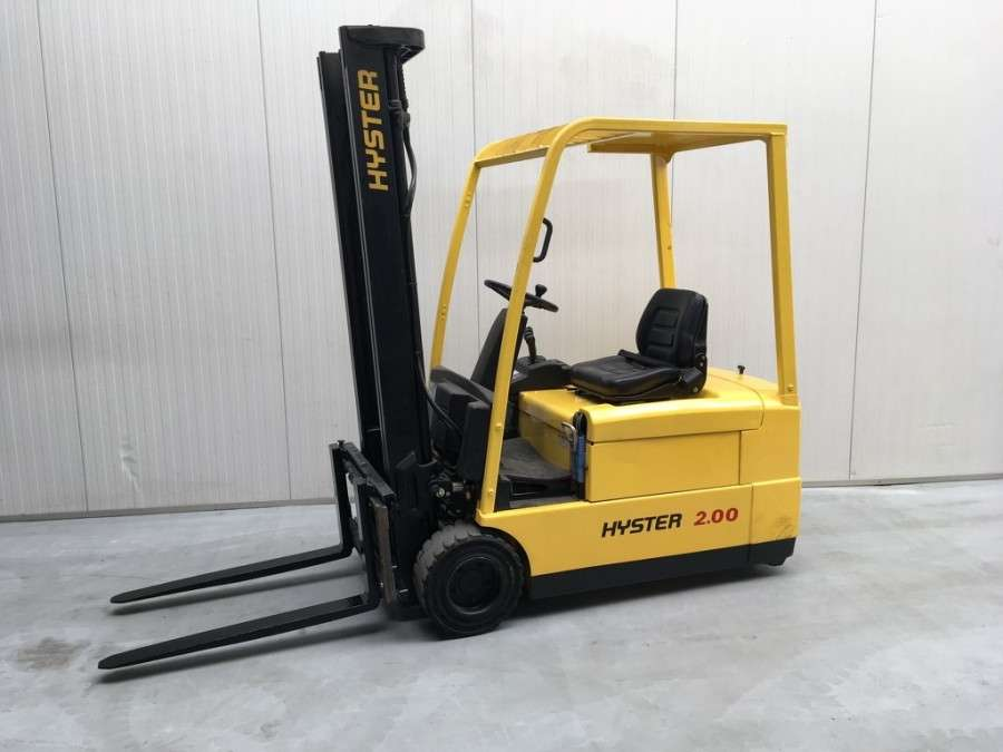 Hyster J2.00XMT - 2002 - image 5