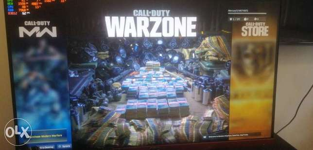 Call of Duty Warzone files on pc