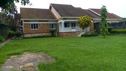 4 bedroom bungalow for quick sale at Munyonyo