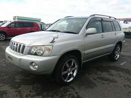 Very Nice 4WD Kluger..low mileage.