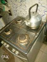 Very good gas cooker with oven