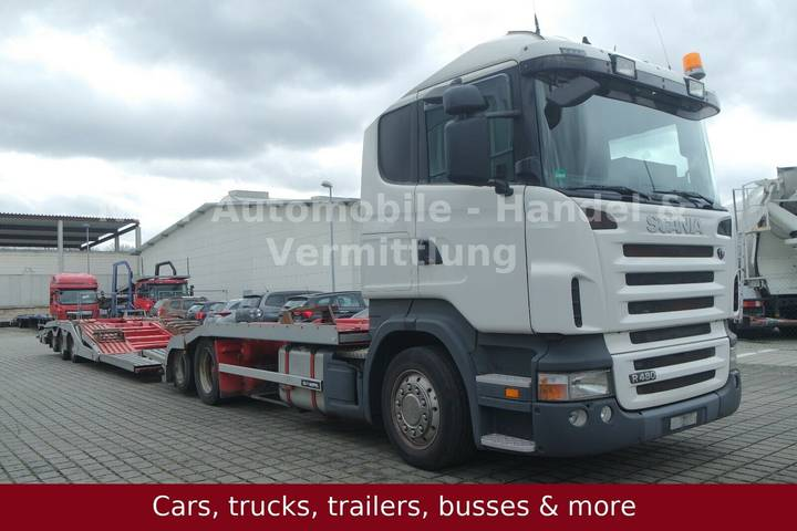 Scania R480 GS Meppel Super Truck Loader LKW Transport - 2008