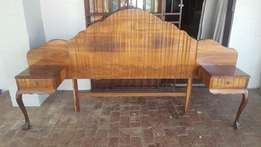 Antique Tambotie Headboard
