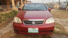 Suzuki Forenza 2007 Model Used